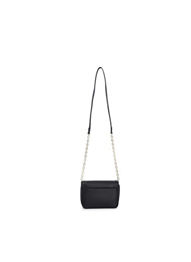 Love Moschino   Zincir Detaylı Çanta Kadın Çanta Jc4112Pp1Clk100A Siyah